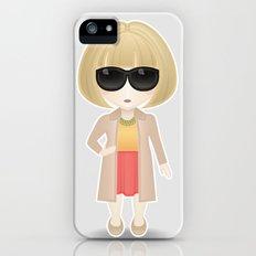 Anna Wintour iPhone (5, 5s) Slim Case