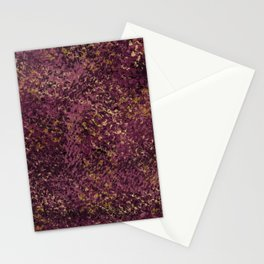 wine moon Stationery Cards
