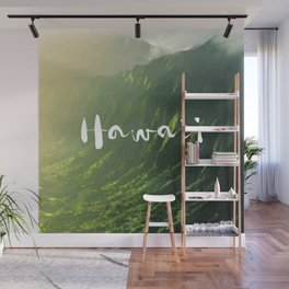 Hawaii Wall Mural
