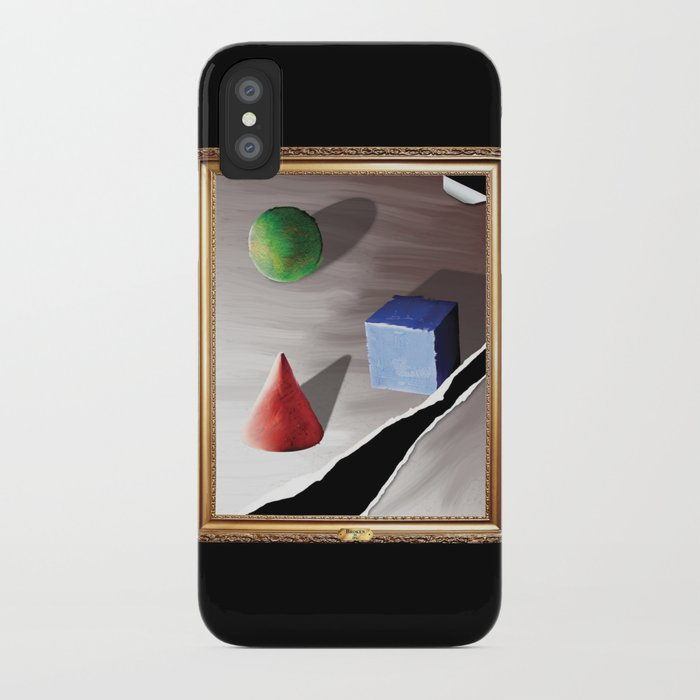 Broken By Design iPhone Case