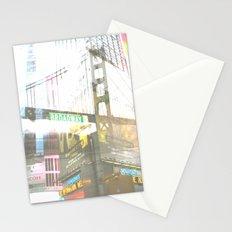 SF to NY Stationery Cards