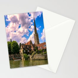 Along the Thames. Stationery Cards