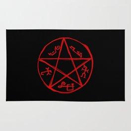 Devil's Trap - Supernatural Rug