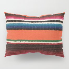 BEAUTIFUL MEXICAN SERAPE Pillow Sham