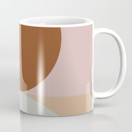 Abstract Geometric #fallwinter #colortrend #decor Coffee Mug