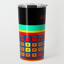Circuit Bent Speak & Spell Travel Mug