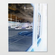 street car 2 Canvas Print