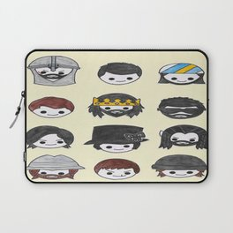Some More Plushie Richies Laptop Sleeve