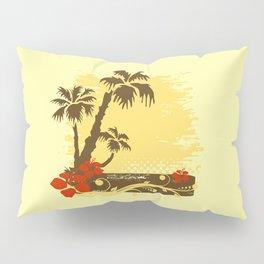 Tropical summer Pillow Sham