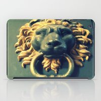 narnia iPad Cases featuring Even if there isn't any Narnia. by Nicole Nutter