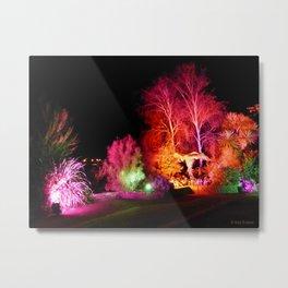 Illumination Metal Print