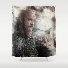 Earl Ragnar Shower Curtain