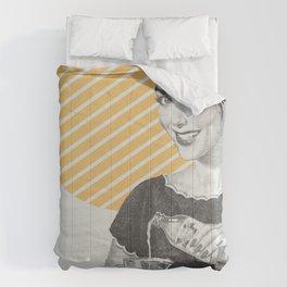 When Life Hands You Lemon Juice Concentrate -- Make Lemonade. Comforters