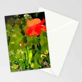 Mohn 31 Stationery Cards