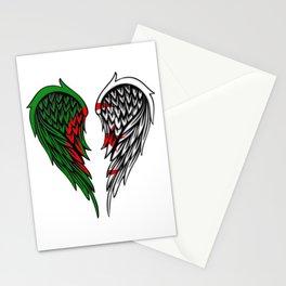 Algerian wings art Stationery Cards