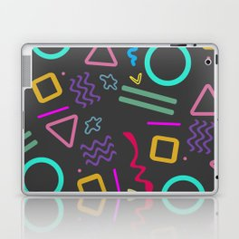 Back to the 80's Laptop & iPad Skin