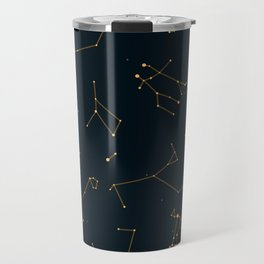Bronze Constellations Travel Mug