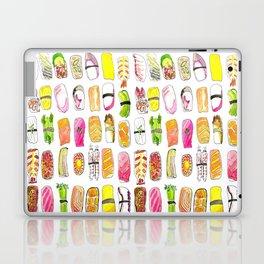 Sushi Watercolor-- Nigiri Sushi Laptop & iPad Skin