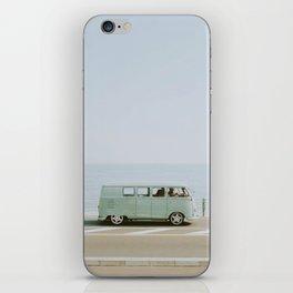 let's go somewhere ii iPhone Skin