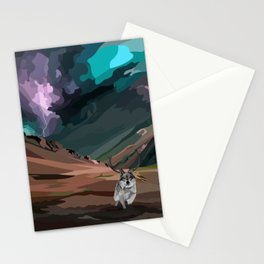 The Century's Storm Stationery Cards