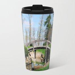 Across the stream Travel Mug