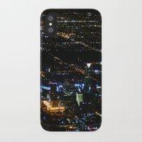 oklahoma iPhone & iPod Cases featuring Oklahoma City by Nadege Torrentgeneros