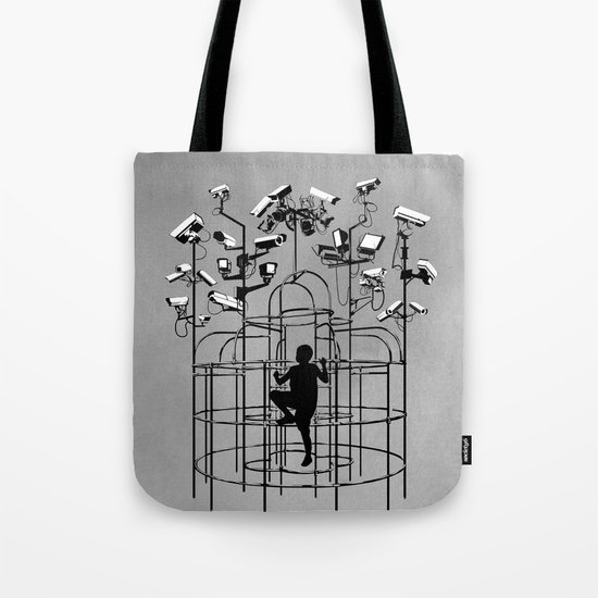 Supervision Tote Bag