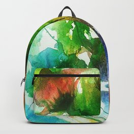 Poppy Passion Backpack
