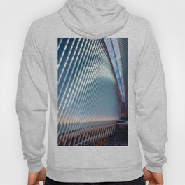Mind the Oculus downtown New York Hoody
