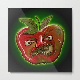 Bad Apple! Metal Print