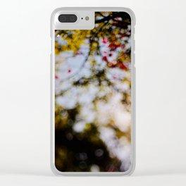 Gratitude Clear iPhone Case