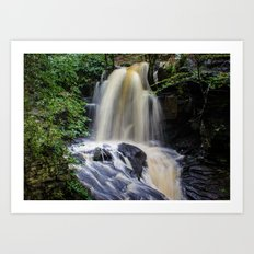 Full Flow Art Print