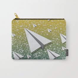 Paper Airplane 109 Carry-All Pouch