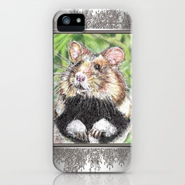 Did Someone Say Nuts iPhone Case