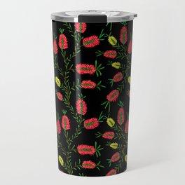 Bottle brush print Travel Mug
