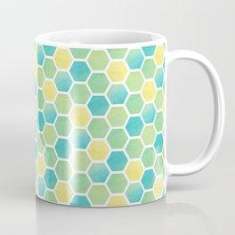 Summer Time Honeycomb Coffee Mug
