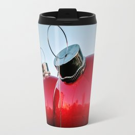 Great Balls of Christmas! Travel Mug