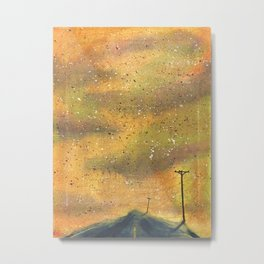 The End of the World #774 Metal Print