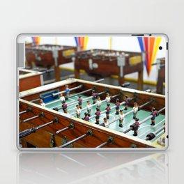 Soccer tables Laptop & iPad Skin