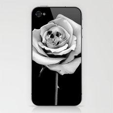 Beauty & Death iPhone & iPod Skin