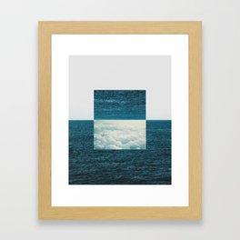 Idealism and Joy #society6 Framed Art Print