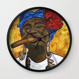 Ache Pa Ti Wall Clock