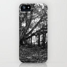 Everglades. iPhone Case