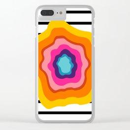 VJ Clear iPhone Case