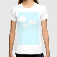 scandinavian T-shirts featuring Scandinavian Morning by Copenhagen Colors