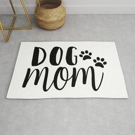 Dog Mom Rug