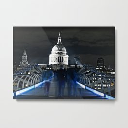 Ghosts of St Paul's Metal Print