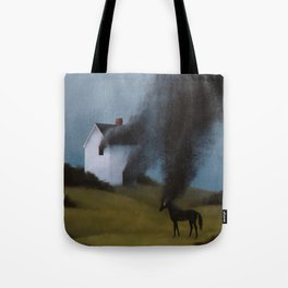The Lost House Tote Bag