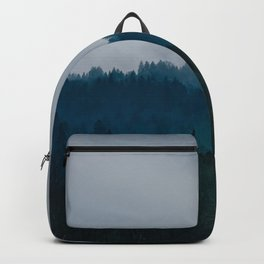 Blue Fog Backpack