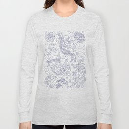 Japanese Tattoo Long Sleeve T-shirt
